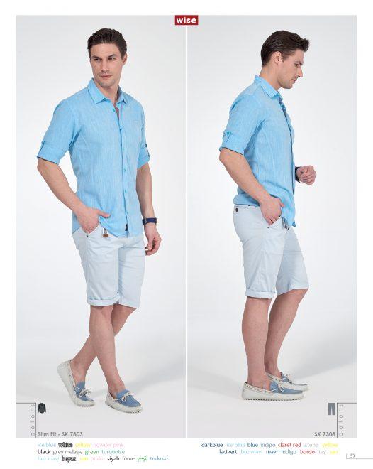 Wise Slim Fit Gömlek