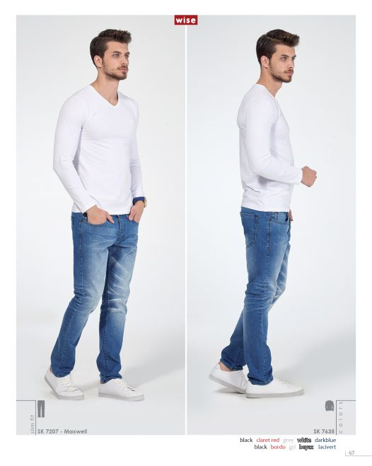 V yaka Sweatshirt