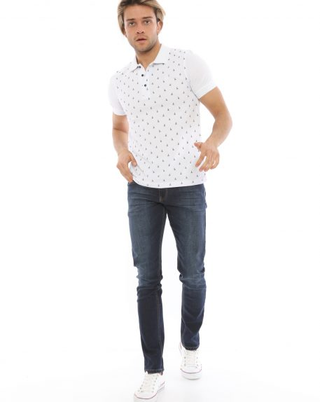 t-shirt 9627 / 010 MAXWELL Kot Pantolon 8229