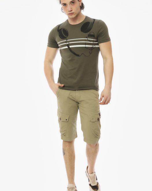 wıse 2019 t-shirt 9657 Cargo Capri 9302