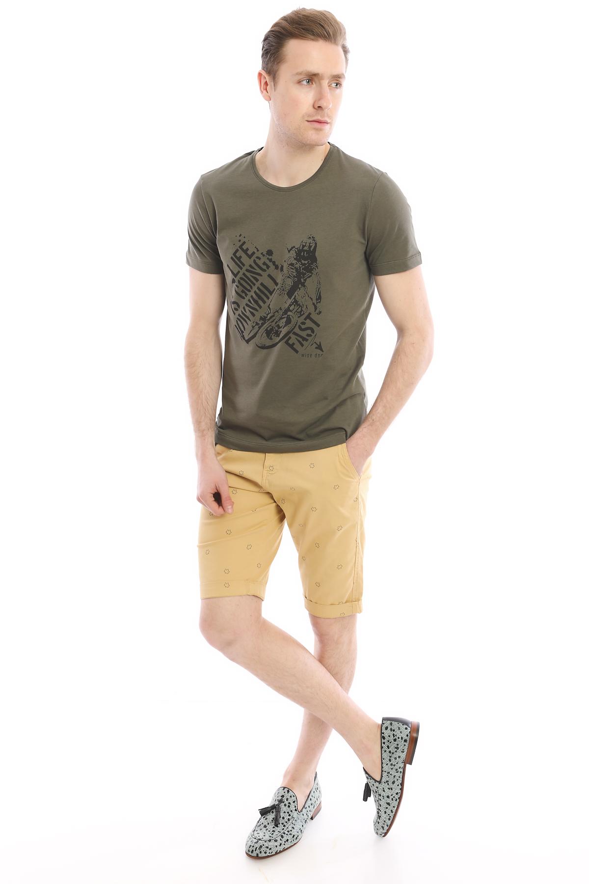 t-shirt 9656 Kısa Capri 9312