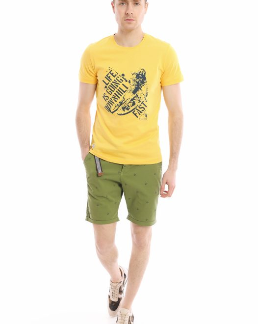 wıse 2019 t-shirt 9656 Short 9316