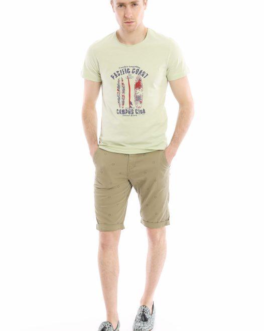 wıse 2019 t-shirt 9653 Kısa Capri 9312