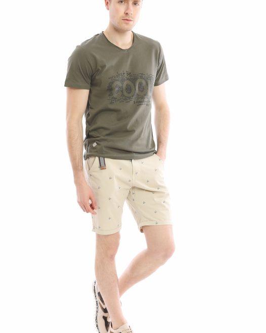 wıse 2019 t-shirt 9654 Short 9316
