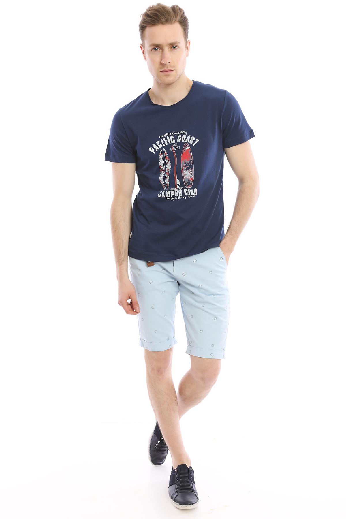 t-shirt 9653 Kısa Capri 9312