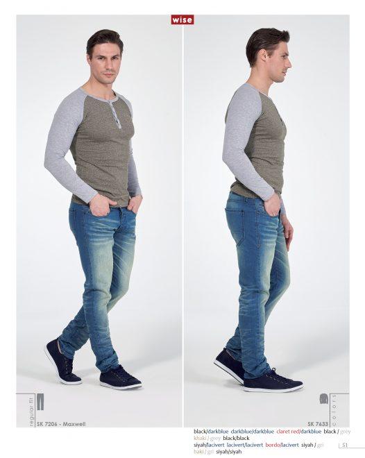 Pat Yaka Düğmeli Sweatshirt