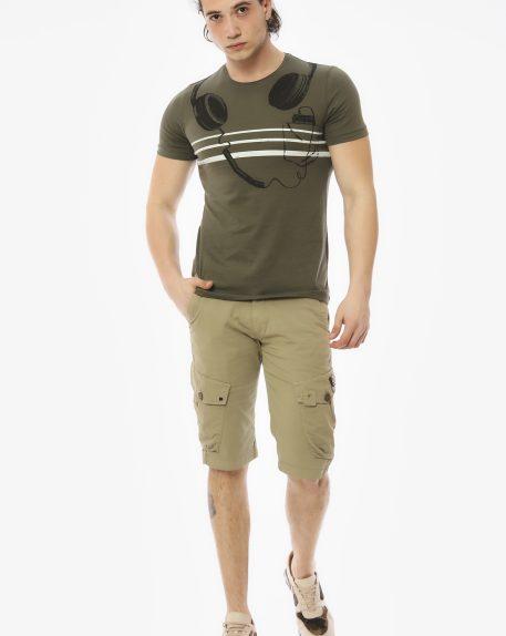t-shirt 9657 Cargo Capri 9302