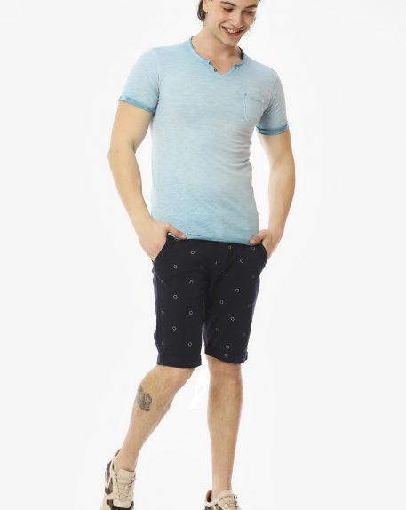 t-shirt 8663 Kısa Capri 9312