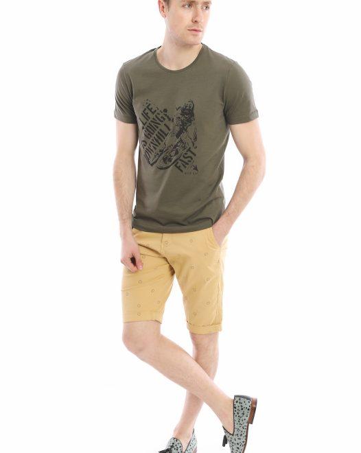 wıse 2019 t-shirt 9656 Kısa Capri 9312