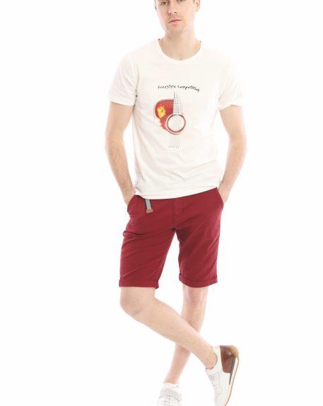 t-shirt 9651 Kısa Capri 9304